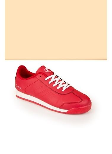 Pierre Cardin Ayakkabı Kırmızı